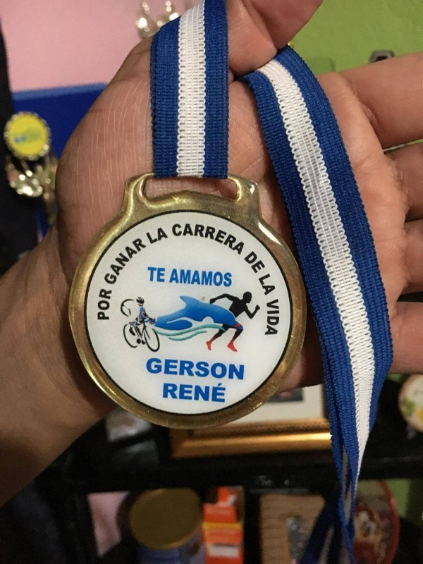 Gerson's Medal-